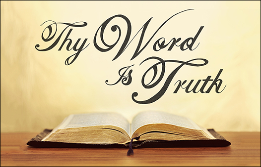 THY-WORD-IS-TRUTH
